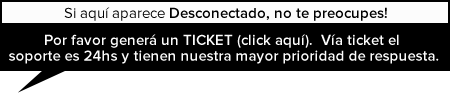Ticket de Soporte